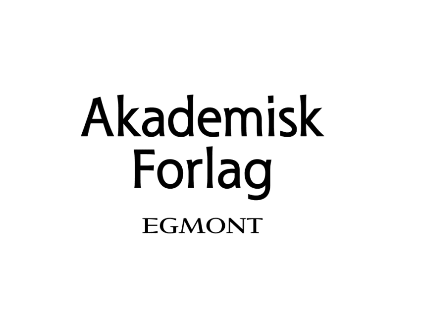 Logo_Akademisk Forlag_LR_Black on white