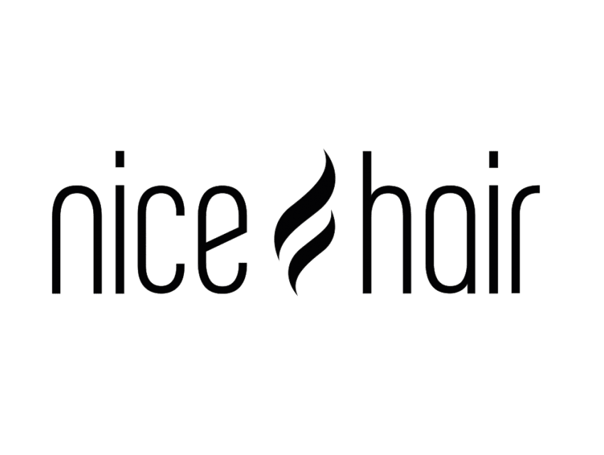 Logo_Nicehair_Black